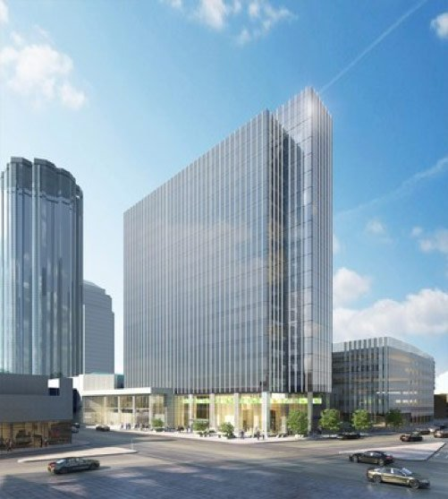 AIMCo Announces Redevelopment of HSBC Bank Place | Epic