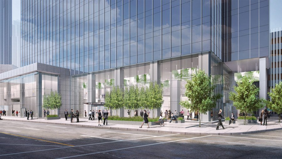 AIMCo Announces Redevelopment of HSBC Bank Place | Epic Investment
